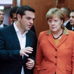 """<b>Greek debt deal.</b> The back-and-forth of the Greek debt deal that dominated headlines for many months at the beginning of the year finally came to a close in Germany in July when the Bundestag (German parliament) and other EU bodies <a href=""""http://bit.ly/1I7ZzfN"""">approved a third bailout plan for Athens</a>. The collapse that many braced for looked to be diverted. Photo: DPA"""