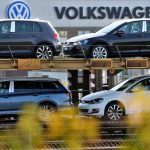 """<b>Volkswagen emissions cheating scandal.</b> In September it emerged that millions of Volkswagen diesel engines had been programmed to cheat emissions test by only using emissions controls when they detected that they were being analyzed. The scandal deeply wounded the German carmaker's reputation and <a href=""""http://bit.ly/1UyxuAA"""">forced its CEO to resign</a>. The company has vowed to get to the bottom of the rigged engines while Germany has said it will step up regulations.Photo: DPA"""