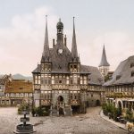 The town hall in Wernigerode is the crowning glory of this small town in Thuringia, central Germany.Photo: Collection Marc Walter/Taschen