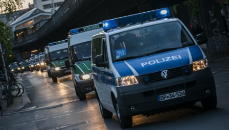 Cold weather hobbles 1/3 of Berlin police cars