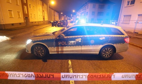 South German refugee home attacked with hand grenade