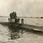 German WWI U-boat found after 100 years missing at sea