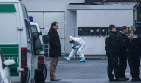 Man wounded in gun attack on refugee home