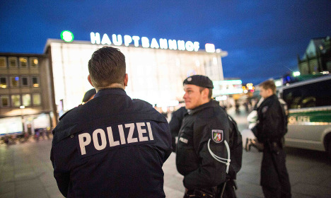 New Year assaults 'in 12 German states': report