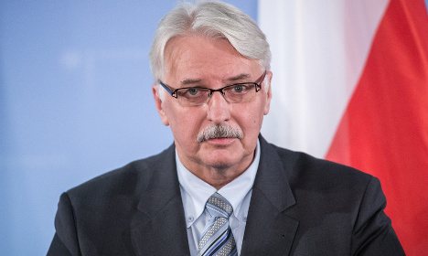 Germany to be scolded for 'anti-Polish' remarks