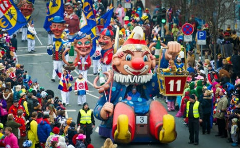 Rhineland town axes Carnival over sexual assault fears
