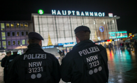 Police hunting 16 over Cologne sexual assaults