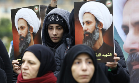 France and Germany decry Saudi executions