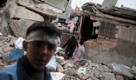 Germany urges doubling of funds in Syrian crisis
