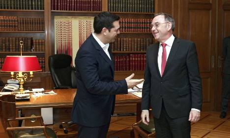 Germany and Greece step up fight against tax evasion
