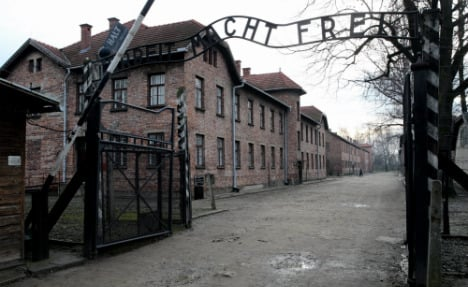Germany puts two SS men on trial over Auschwitz killings