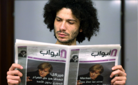 Inside Germany's Arabic-language paper for refugees