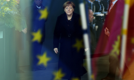 5 things on Merkel's to-do list to save Europe
