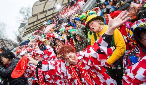 6 things I learned at my first Cologne Karneval
