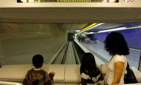 Munich Airport streaks ahead of Berlin with driverless trains