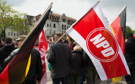 Far-right party accidentally call to 'deport Germans first'