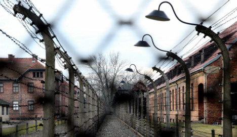 Auschwitz guard, 93, to face trial in April