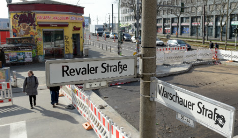 Man stabbed to death in Berlin party district