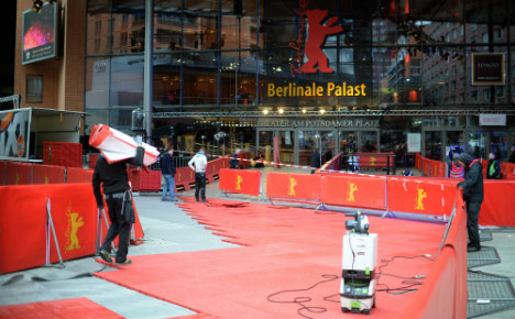 Hollywood comes to town as Berlinale rolls out red carpet