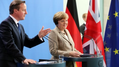 UK asks for German help to stop 'welfare shopping'