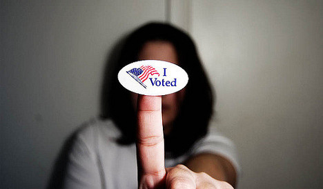 How to vote as an American expat abroad