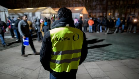 Refugee official arrested for 'accepting €51k in bribes'