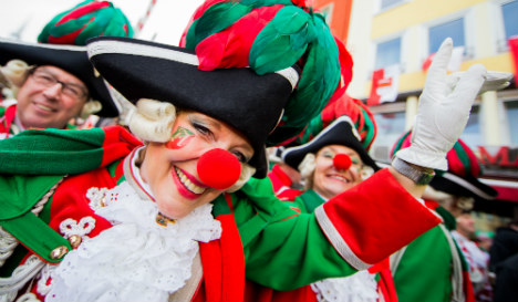 10 words you need to know at Cologne's Carnival