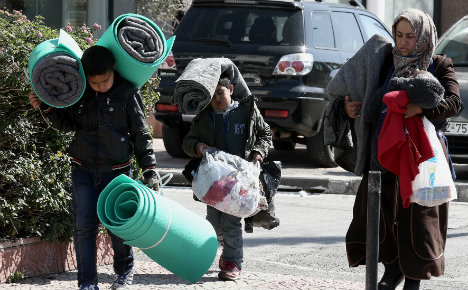 Nine in ten Germans want limit on refugees