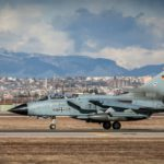 Merkel calls for no-fly zone as Russian jets hassle Luftwaffe