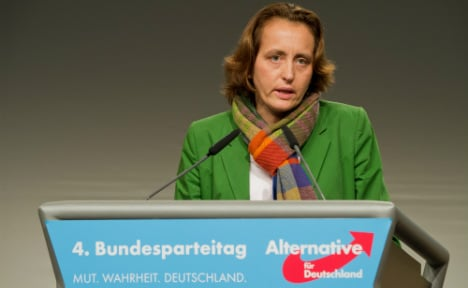 Outrage after AfD call for armed force against refugees