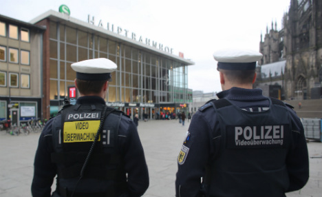 Reports of three refugees in Cologne attacks 'wrong'