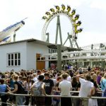 <b>6. Theme parks</b> – From Heidepark Soltau in the North to the south German Europapark Rust, with the last icy breaths of the cold season German fun parks awake from hibernation. Let a rowdy rollercoaster ride get your heart pumping and break you out of winter fatigue.Photo: DPA