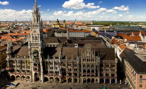 These 3 German cities are in the world top 10 for expats