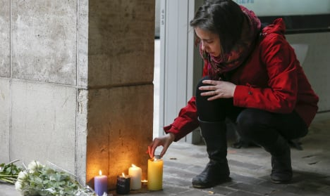 German woman 'missing' after Brussels bombing