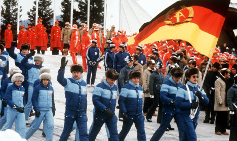 Victims of East German doping to get €10 million aid