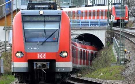 German Rail records billion Euro loss after troubled year