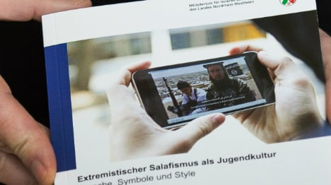 Berlin doctor 'recruited mentally-ill man for Isis'