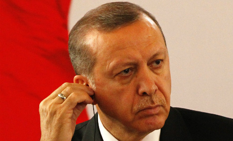 WATCH: The video Turkey wants banned from Germany