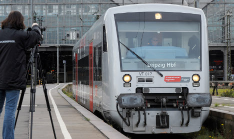 Is Germany segregating women on trains? Not quite