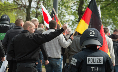 Germany's top court weighs up ban on neo-Nazi party