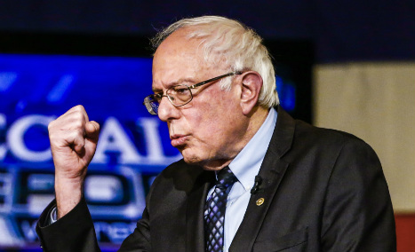 US Democrats in Germany back Sanders over Hillary