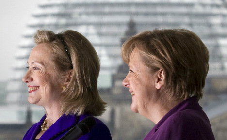 6 lessons Hillary Clinton can learn from Merkel's success