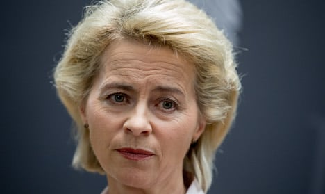 Med school: top minister plagiarized her thesis