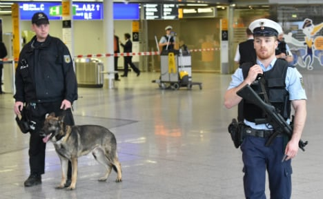 Tighter security could mean delays at Frankfurt airport