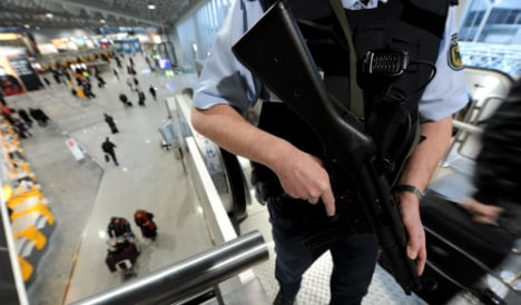 German airports on high alert after Brussels explosions