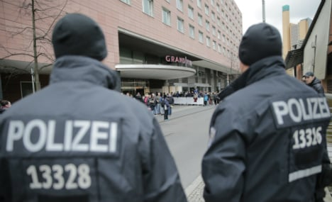 Berlin police grab Syrian 'Isis fighter'