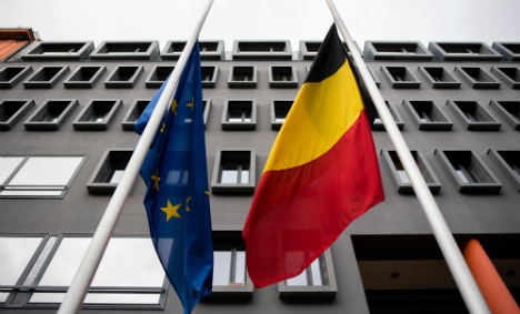 'Strength in unity': Germany responds to Brussels terror