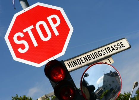 The controversial German street names in need of a new identity