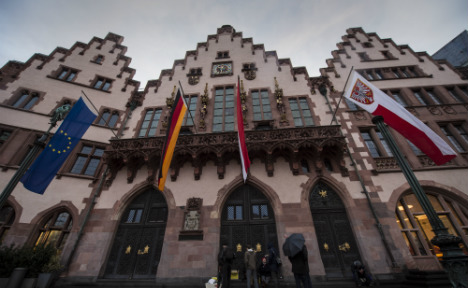 Hard right stuns with huge election gains in Frankfurt