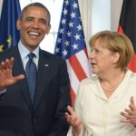 Germans told 'stay away from windows' for Obama visit